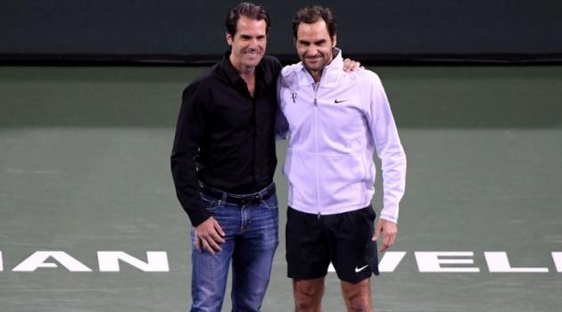 Tommy Haas giải nghệ trong ngày Federer bảo vệ thành công ngôi số 1