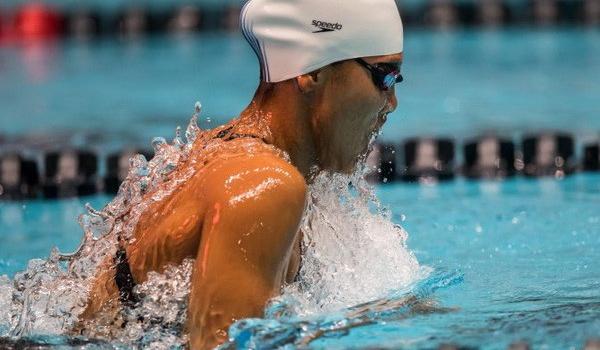 Ánh Viên giành HCV 400 m hỗn hợp tại giải Pro Swim Series