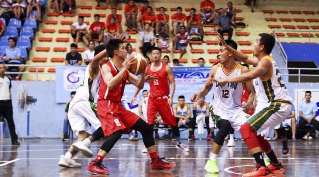 Tổng kết giải bóng rổ vô địch Quốc gia 2018 ngày thứ nhất