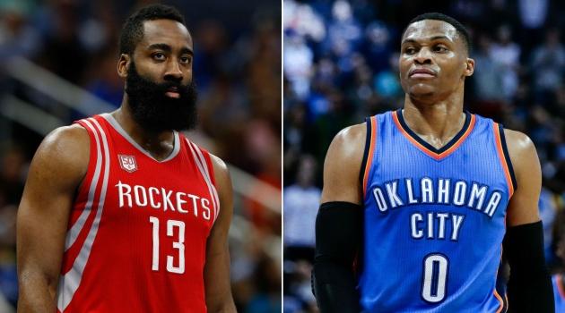 Nhận định NBA ngày 19/4 – James Harden đại chiến Bầy Sói, Westbrook giúp Thần Sấm bay cao?