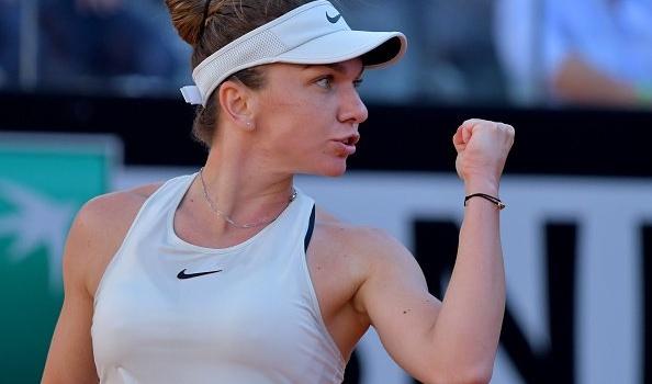 Nhọc nhằn đả bại Sharapova, Simona Halep tái ngộ Svitolina ở chung kết Rome Masters