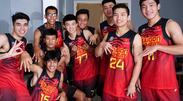 Jr.Heat – nền tảng của Saigon Heat hướng tới một tương lai vững mạnh