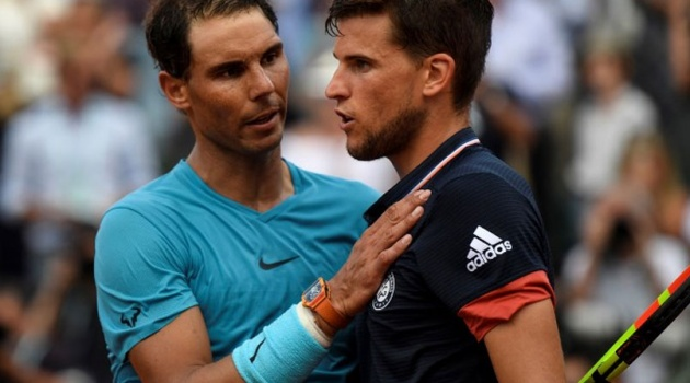 Bại tướng hẹn phục thù Nadal ở Roland Garros 2019