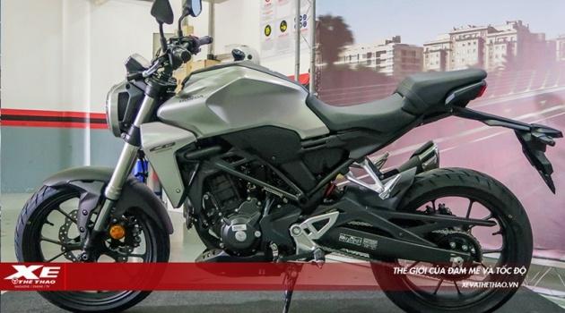 Soi Honda CB250R 2018 chào Đông Nam Á giá 131 triệu đồng