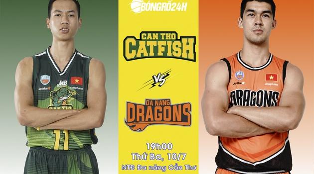 Cantho Catfish vs Danang Dragons (10/7): Kỷ lục mới sẽ được thiết lập trên sân nhà Cần Thơ ?
