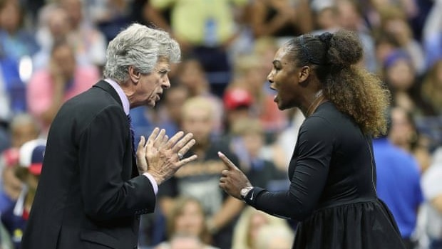 Serena Williams nhận án phạt nặng sau khi gọi trọng tài là kẻ trộm