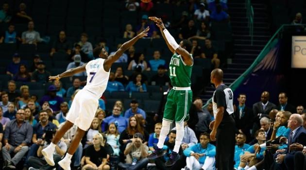 Jeremy Lamb lên tiếng, Charlotte Hornets ngược dòng thành công trước Boston Celtics