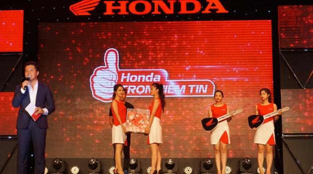 HVN chính thức khởi động chuỗi chương trình 'Honda – Trọn niềm tin 2018'