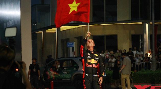 Việt Nam chính thức đăng cai tổ chức đua xe F1 vào 2020
