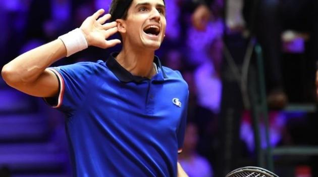 Sao quần vợt Pháp trù ẻo Davis Cup phiên bản mới