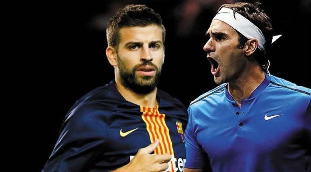 Pique sẽ chứng minh Federer đã sai lầm