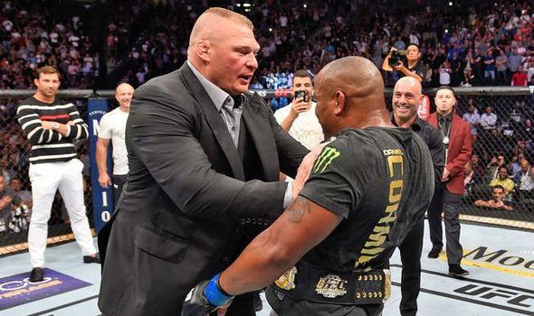 Brock Lesnar trở lại UFC, đối đầu Daniel Cormier trong năm nay