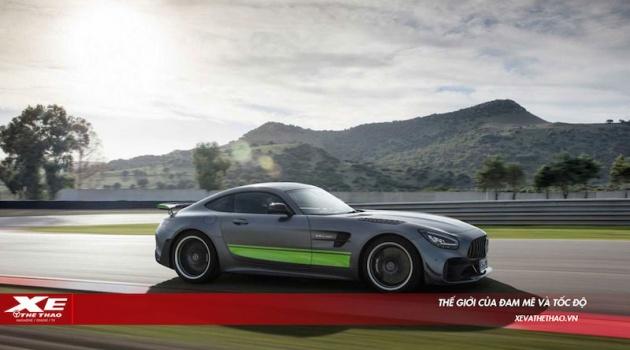 Tin vui: Mercedes-AMG GT 2020 chính thức lên dây chuyền sản xuất