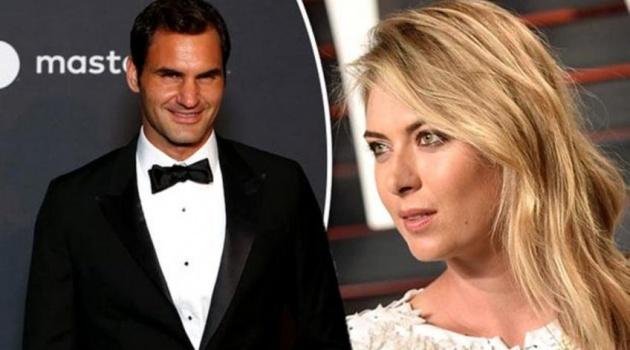 Federer và màn lầy lội nhớ đời trước Shararpova