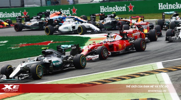 Ngóng màn trình diễn F1 lần đầu đua thử tại Hà Nội tối nay