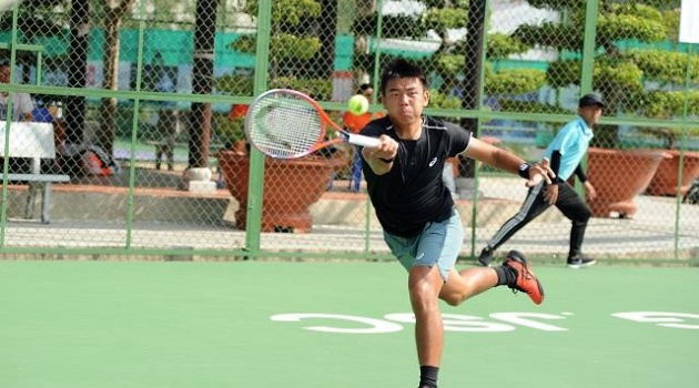 Lý Hoàng Nam thắng ấn tượng trận ra quân giải đấu tại Mỹ