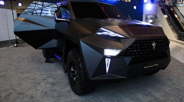 Khám phá Karlmann King – SUV đắt nhất thế giới gần trăm tỷ đồng vừa tới tay đại gia châu Phi