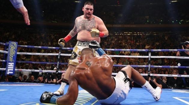 """Andy Ruiz: """"Joshua đánh Boxing không giỏi đâu"""""""