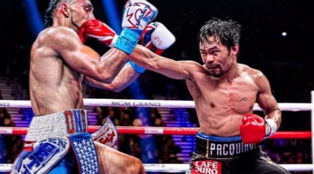 Manny Pacquiao vẫn là tượng đài không thể lật đổ ở tuổi 40