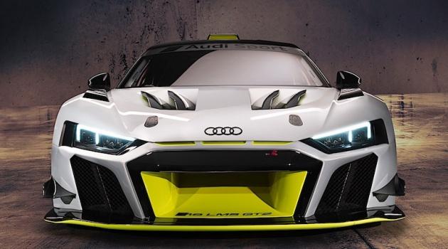 Audi ra mắt R8 LMS GT2 2020: Siêu xe với thiết kế cực chất công suất 630 mã lực