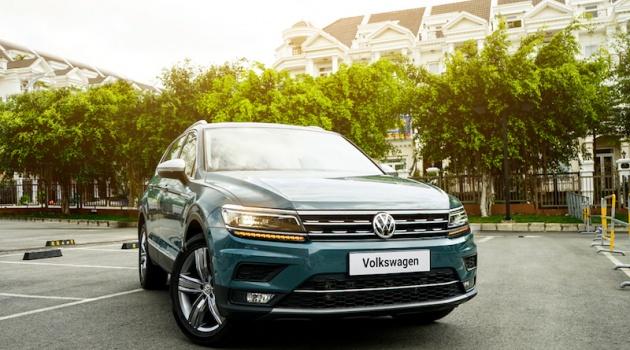 VW Tiguan Allspace LUXURY: phiên bản cao cấp của mẫu SUV 7 chỗ đến từ Đức có giá 1,849 tỷ đồng