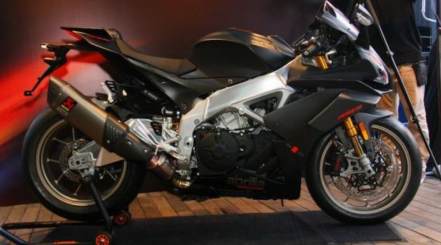 Aprilla ra mắt siêu mô tô RSV4 Factory 2019 với giá 899 triệu đồng