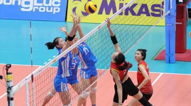 Ngược dòng kịch tính, bóng chuyền nữ Việt Nam vào chung kết VTV Cup
