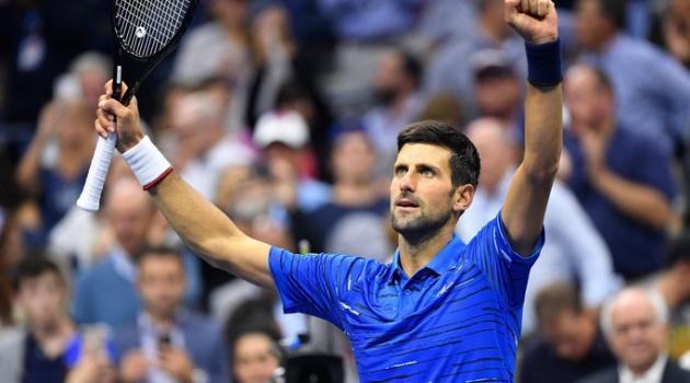 Djokovic san bằng thành tích 71 trận thắng tại Grand Slam của Pete Sampras