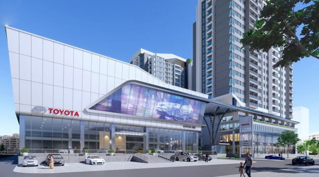 TMV ra mắt Toyota Huế, mở rộng mạng lưới đại lý tại miền Trung