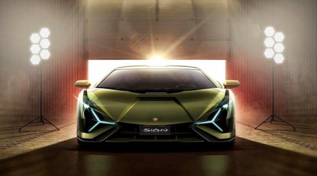 Lamborghini SIAN: Siêu xe Hybrid V12 giới hạn 63 chiếc, giá bán 85 tỷ đồng