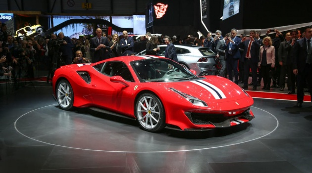 Ferrari được vinh danh 'Thương hiệu mạnh nhất thế giới' trong hai năm liên tiếp