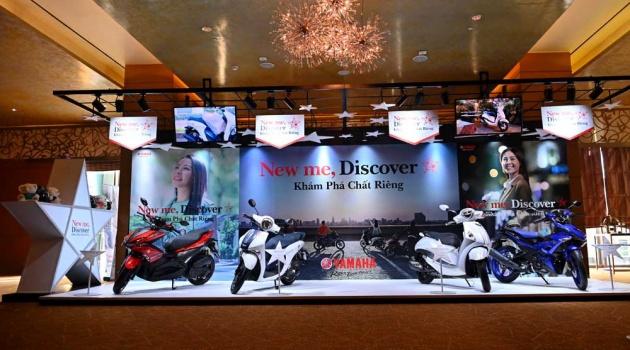 'New me, Discover-Khám phá chất riêng': Chiến dịch kinh doanh mới của Yamaha tại Việt Nam hứa hẹn nhiều hoạt động thú vị