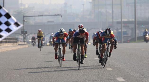 Kết thúc cuộc đua xe đạp Nam Kỳ Khởi Nghĩa: Êkip An Giang bảo vệ thành công áo vàng