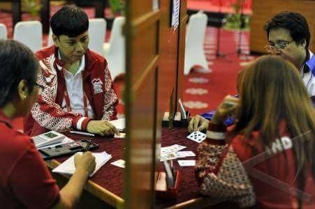 Indonesia đưa nội dung đánh bài vào Á vận hội 2018