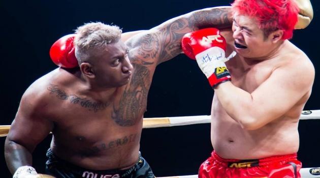 VĐV thể hình thiệt mạng khi tham gia trận đấu Muay Thái