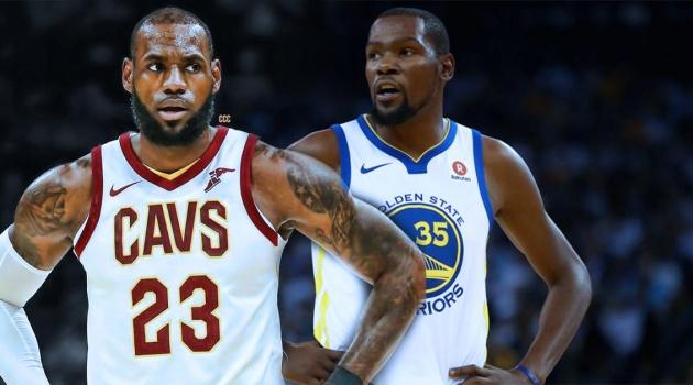 Kevin Durant nói gì về chuỗi phong độ tệ hại của Cavaliers?