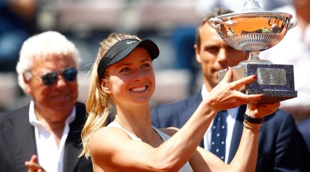 Simona Halep thêm một lần ôm hận trước Svitolina ở chung kết Rome Master