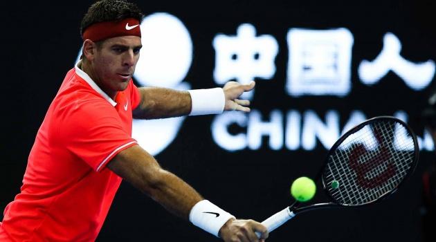 Del Potro nhẹ nhàng vào tứ kết China Open, Nishikori thể hiện sức mạnh ở quê nhà