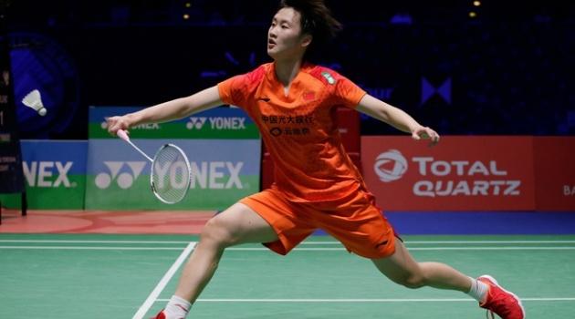 Cầu lông Trung Quốc không thành công ở giải All England