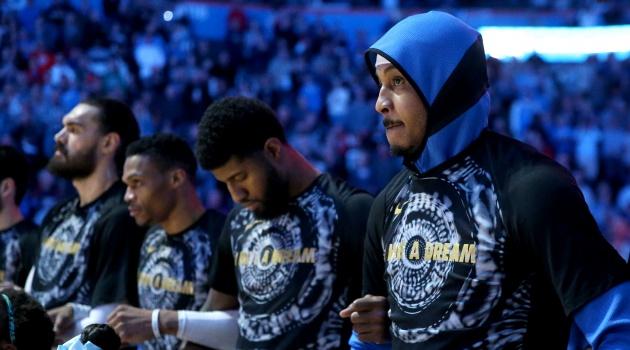 Nhận định OKC Thunder (25-20) – Cleveland Cavaliers (27-17): Cavaliers giăng bẫy chờ OKC Thunder