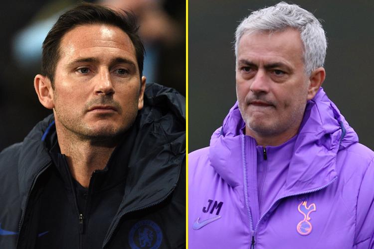 Lampard: Lần này, tôi sẽ không gọi Mourinho bằng từ đó