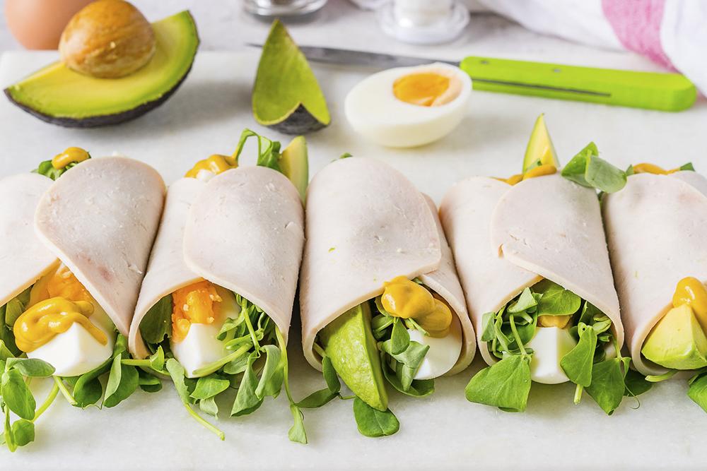 Eat-Clean-Tangy-Turkey-Rollups-Recipe