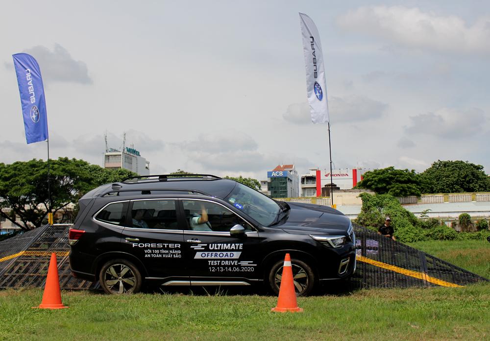 Subaru Ultimate Test Drive 2020 (16)