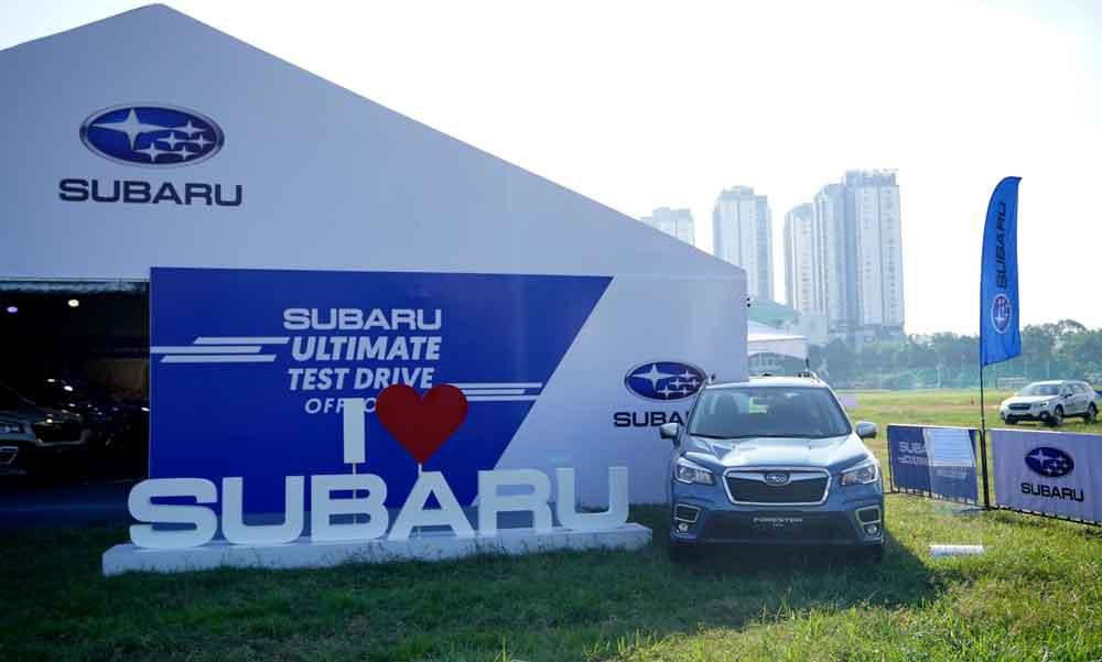 Subaru Ultimate Test Drive 2020 (17)