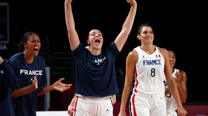 Kết quả bóng rổ Olympic 30/7: Trung Quốc thắng nghẹt thở, Mỹ hạ gục chủ nhà-đánh bài online tiến lên-casino game bài đổi thưởng-TB88