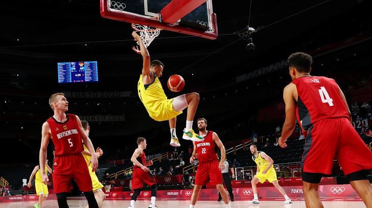 Kết quả bóng rổ Olympic 31/7: Mỹ giành vé đi tiếp, Úc, Pháp thể hiện sức mạnh-đánh bài online tiến lên-casino game bài đổi thưởng-TB88