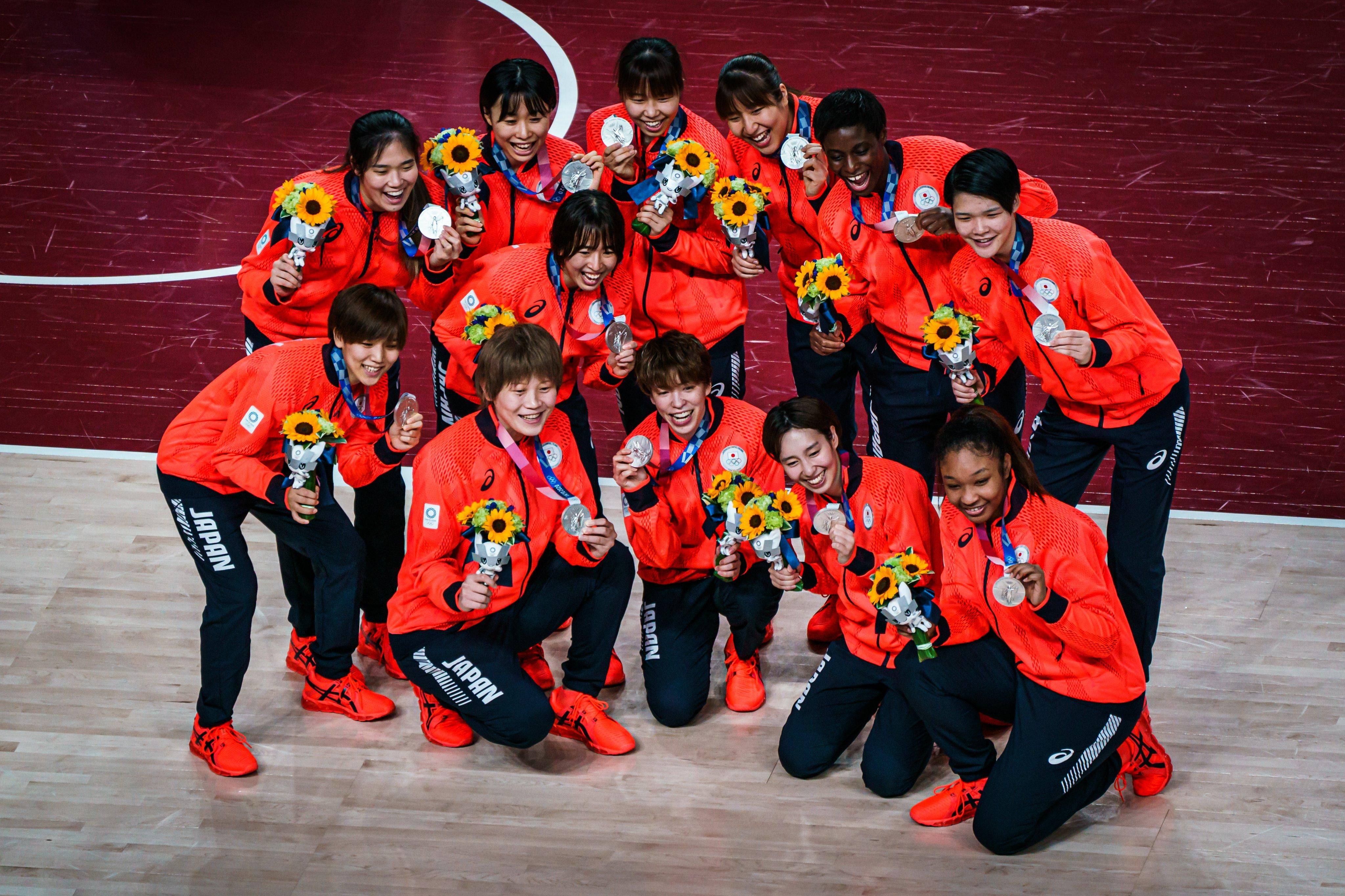 Chùm ảnh: Tuyển Mỹ khép lại kỳ Olympic Tokyo thành công-đánh bài online tiến lên-casino game bài đổi thưởng-TB88