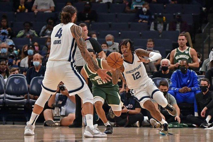 Kết quả NBA 6/10: Bulls thể hiện sức mạnh, trận Grizzlies-đánh bài online tiến lên-casino game bài đổi thưởng-TB88