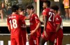 Đội hình Liverpool đấu Hertha Berlin: Bộ ba J.O.S lĩnh xướng hàng công?
