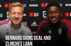 CHÍNH THỨC! Man Utd hoàn tất bản hợp đồng mới